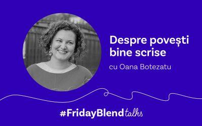 """Oana Botezatu, jurnalistă și antreprenoare: """"Să scrii despre ceva e, până la urmă, ușor. Dar să convingi oamenii să plătească – aici e ceva de muncă"""""""
